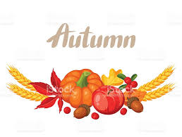thanksgiving farm thanksgiving day or autumn frame decorative element with