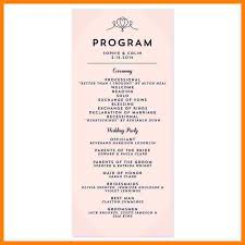 wedding reception program 7 wedding reception programme nanny resumed