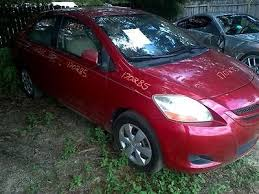 used toyota yaris fenders for sale