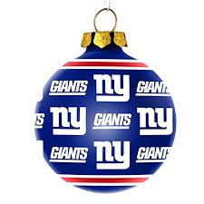 new york giants tree ornaments