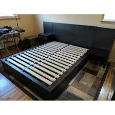Ikea King Size Bed Frame Ikea Platform Bed Image Of Ikea Platform Bed With Storage Style