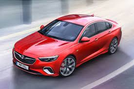 opel insignia 2017 inside announces return of gsi badge on an insignia