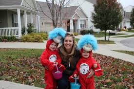 thing 1 u0026 thing 2 halloween costumes thing 1 and thing 2 halloween 2012 the schwanders