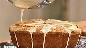 pound cake with maple glaze recipe u0026 video martha stewart