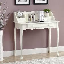 White Writing Desk With Hutch by Monarch Specialties I 3103 Secretary Desk Lowe U0027s Canada