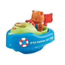 si e de bain vtech jouet de bain vtech ptit bateau sur l eau jouet pour le bain
