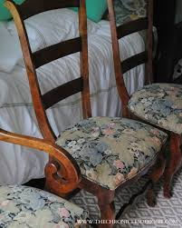tutorial how to recover dining room chairs the chronicles of home
