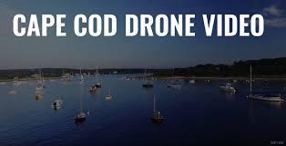 flying a drone in cape cod bay u2013 4k footage youtube