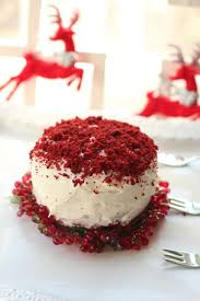 velvet christmas velvet cake says merry christmas spinach tiger