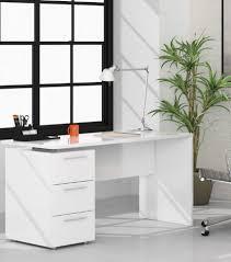 Computer Desk Drawers 15 Best Ideas Of White Gloss Computer Desk