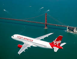 virgin america and business class flights now have spotify