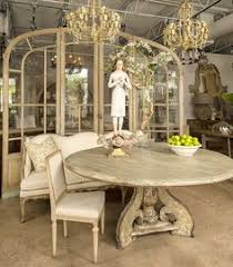one of a kind antique french louis phillipe convent dining table