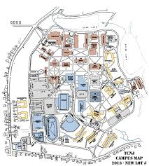 tcnj map image gallery tcnj map
