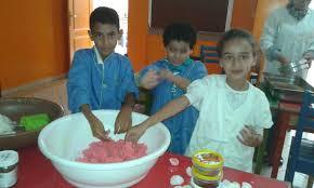 atelier cuisine maternelle journée de la gastronomie master chef en culotte courte