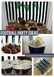 football party ideas football party ideas recipes your guests will cheer for