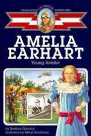 Amelia Earhart Book Report Amelia Earhart Young Aviator By Beatrice Gormley Scholastic