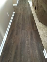 waterproof vinyl wood plank floor centsational bathroom