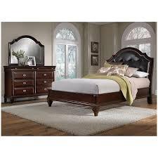 7 Piece Bedroom Set Queen Camino 7 Piece Queen Bedroom Set Charcoal And Ivory Value City
