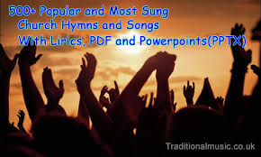 religious easter songs for children popular most sung church hymns songs with lyrics pdf and