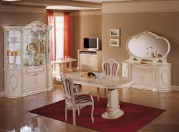 Lacquer Dining Room Sets Dining Room Furniture Choosing Between Wood Versus