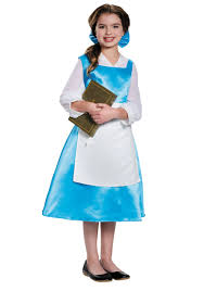 Halloween Costumes Tweens Tween Belle Blue Dress