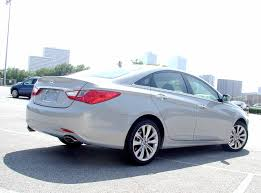 review 2011 hyundai sonata se the truth about cars