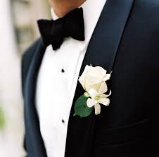 white boutonniere flowers classic white boutonnieres for today s weddings