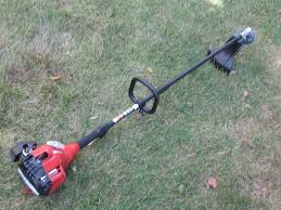 homelite straight shaft string trimmer 2 cycle 26cc gas engine