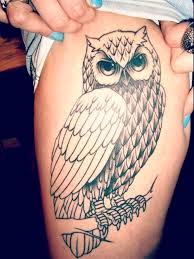 awesome owl tattoo designs tattoos u0026 ideen