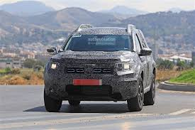 renault dacia duster 2017 2018 dacia duster video teaser reveals nothing james may will