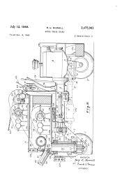 patent us2475963 motor truck crane google patents