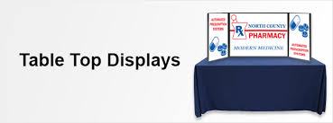 table top banners for trade shows table top display trade show table top displays exhibit displays
