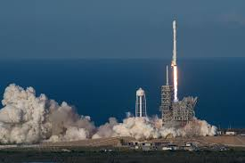 spacex makes history with first ever recycled rocket
