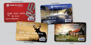 customized debit cards the national bank in sioux falls debit card overhaul