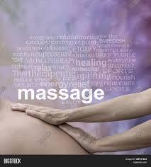 benefits body massage words image u0026 photo bigstock