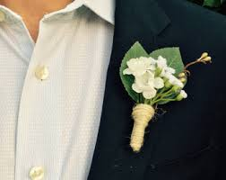 Mens Boutineer Mens Buttonhole Etsy