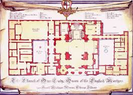 Catholic Church Floor Plans New Liturgical Movement Our Lady Queen Of The English Martyrs
