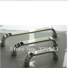 Stainless Steel Knobs For Kitchen Cabinets 96mm Stainless Steel Kitchen Cabinet Knobs Handles Dresser Knob