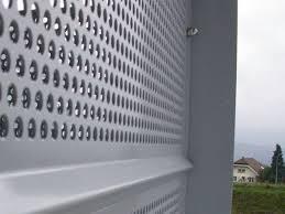 balkon lochblech lochblech geländer balkonverkleidung