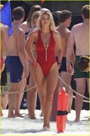 kelli johnson kelly rohrbach sings on set of u0027baywatch u0027 photo 3635590