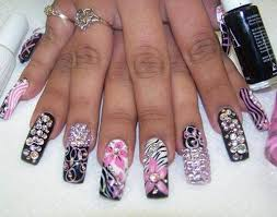 best 9 3d nail arts ideas that are actually easy goostyles com