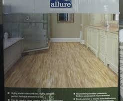 Allure Laminate Flooring Trafficmaster Allure 12