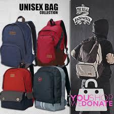 Tas Dc Asli buy youshopwedonate tas ransel backpack tas laptop sling bag