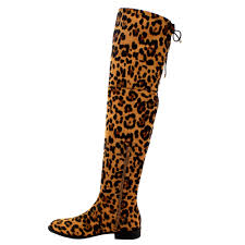 womens thigh high boots canada yoki s drawstring zip low heel thigh high boots black anora