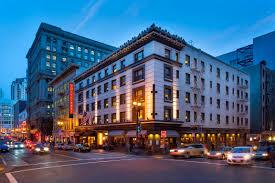 San Francisco Downtown Map by Union Square San Francisco Ca Hotel Abri