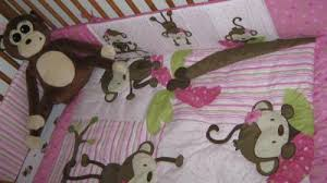 Monkey Crib Bedding Set by Little Bedding By Nojo 3 Little Monkeys 10pc Nursery In A Bag Crib
