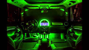 mini f56 interior ambient lighting
