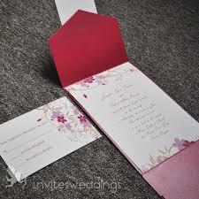 Pocket Wedding Invites Pocket Wedding Invitations Cheap Invites At Invitesweddings Com