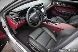 2014 cadillac cts interior sporty cadillac review back to back cts v and cts vsport turbo