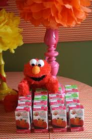elmo birthday party elmo juice boxes are for a kids birthday party see more